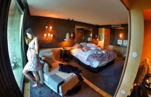 Quarto do Hotel Casas do Coro