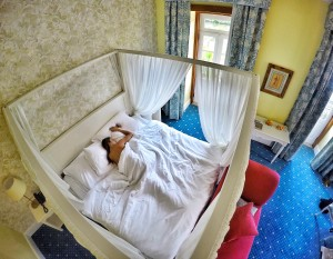 Quarto do Hotel Vintage